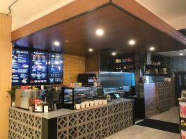 Flame 400 Burger & Cafe